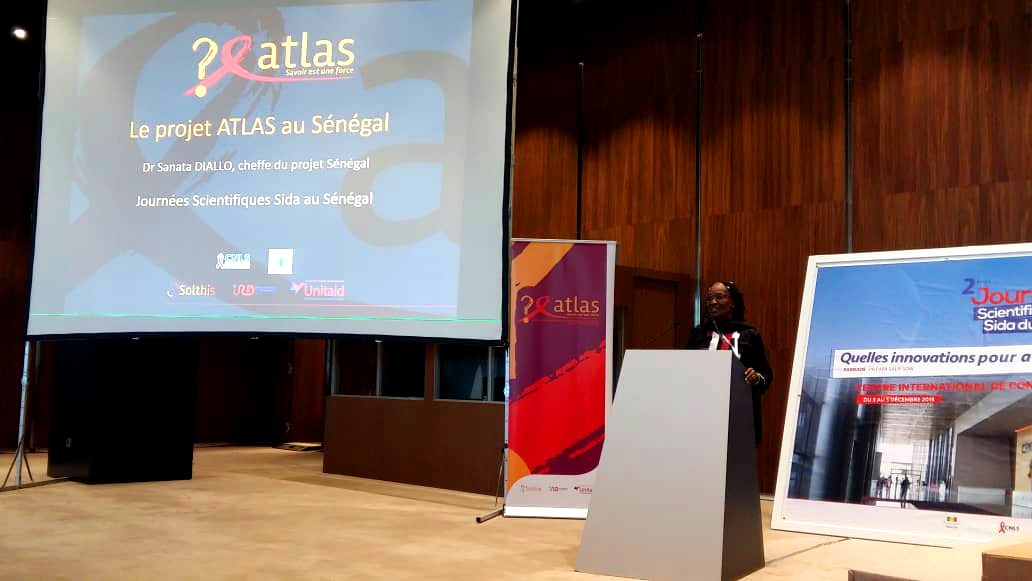 Launch of the ATLAS project in Senegal