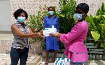 Sensibilisation et modalités de prévention à la COVID-19
